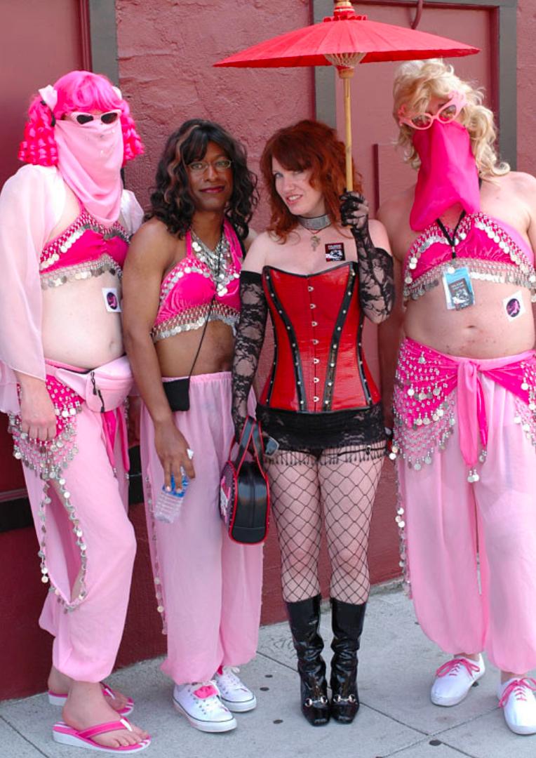 Pink Posse